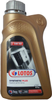Моторное масло Lotos Synthetic Plus 5W40 SN/CF (1л) -