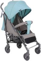 Детская прогулочная коляска Alis Vita (мятный) -