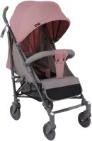 Детская прогулочная коляска Alis Vita (розовый) -
