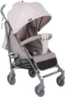 Детская прогулочная коляска Alis Vita (серый) -