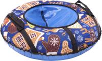 Тюбинг-ватрушка Тяни-Толкай 830мм Cookie (оксфорд, Норм) -