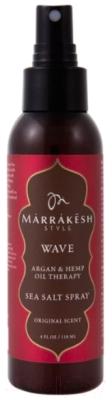 Спрей для волос Marrakesh Wave Sea Salt Spray
