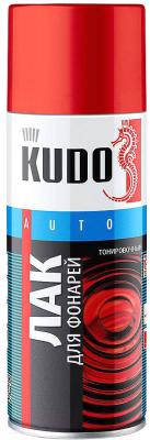 Лак автомобильный Kudo Для тонировки фар