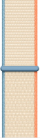 Ремешок для умных часов Apple Cream Sport Loop 40mm / MY9Y2 -