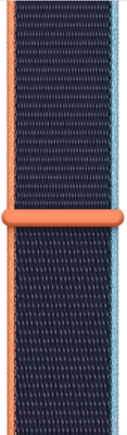 Ремешок для умных часов Apple Deep Navy Sport Loop 40mm / MYA22