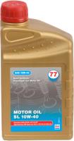 Моторное масло 77 Lubricants SL 10W40 / 707760 (1л) -