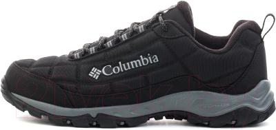 Кроссовки Columbia 6501101010 / 1865011-010 (р-р 10, черный)