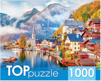 Пазл РЫЖИЙ КОТ Австрия. Гальштат / ГИТП1000-2153