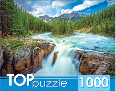 Пазл РЫЖИЙ КОТ Канада. Национальный парк Джаспер / ГИТП1000-2152