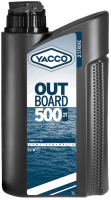 Моторное масло Yacco Outboard 500 2T (1л) -
