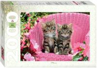 Пазл Step Puzzle Милые котята / 84044 (2000эл) -