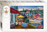 Пазл Step Puzzle Галерея в гавани / 84045 (2000эл) -