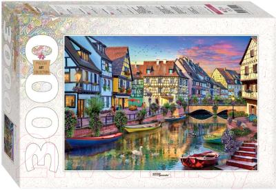 Пазл Step Puzzle Канал Кольмар. Франция / 85022