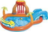 Водный игровой центр Bestway Вулкан 53069 (265х265х104) -