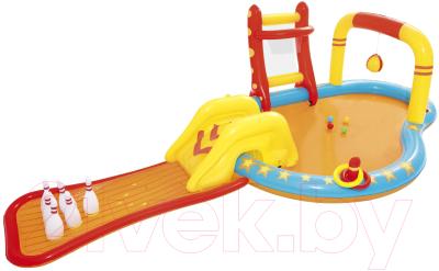 Водный игровой центр Bestway Маленькие чемпионы 53068