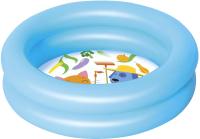 Надувной бассейн Bestway Kiddie Pool 51061 (61x15) -