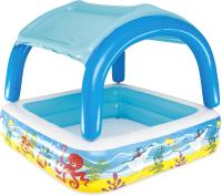 Надувной бассейн Bestway Canopy 52192 (140x140x114) -
