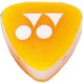 Виброгаситель для теннисной ракетки Yonex Vibration Stopper Orange AC 165 / AC165EX -
