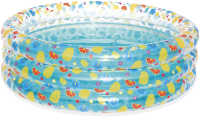 Надувной бассейн Bestway Тропические фрукты 51048 (170x53) -