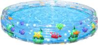 Надувной бассейн Bestway Подводный мир 51005 (183x33) -
