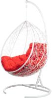 Кресло подвесное BiGarden Tropica White -