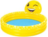 Надувной бассейн Bestway Emoji 53081 (165x144x69) -
