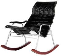 Кресло-качалка LedLida ИВЕМ.324323.001 (черный/кориневый) -