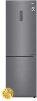 Холодильник с морозильником LG GA-B459CLWL -