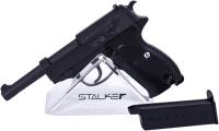 Пистолет пневматический Stalker SA38 Spring -