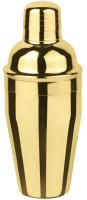 Шейкер для бара Sambonet Paderno Bar 18/10 / 41480G05 (золото) -