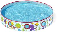 Надувной бассейн Bestway Fill 'N Fun 55029 (152x25) -