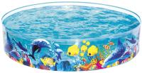 Складной бассейн Bestway Fill 'N Fun Odyssey 55030 (183x38) -