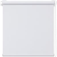 Рулонная штора АС МАРТ Сильвия 43x175 (белый) -