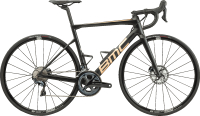 Велосипед BMC Teammachine SLR Three Ultegra 2021 / SLRTHREE (51, карбон/золото) -