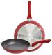 Набор сковородок Tognana Grancucina Red Stone / V979132REDS -