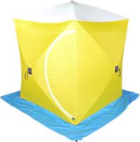 Палатка Стэк Куб 1-местная (дышащая, трехслойная) -