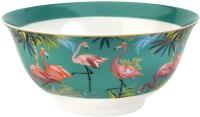 Конфетница Portmeirion Sara Miller London Tahiti Collection Фламинго / SMTF79010-XG -