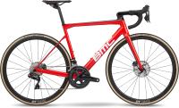 Велосипед BMC Teammachine SLR01 Disc Three / SLR01DiscThree (54, красный/белый/карбон) -
