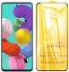 Защитное стекло для телефона Bingo Full Silkprint для Galaxy A51 (черный) -