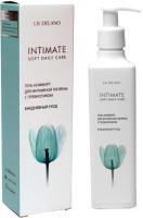 Гель для интимной гигиены Liv Delano С пребиотиком для интимной гигиены ежедневный уход (230мл) -