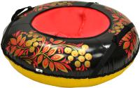 Тюбинг-ватрушка Тяни-Толкай 930мм Хохлома (тент, Норм 15) -