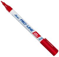 Маркер строительный Markal Pocket Pro-Line Fine / 96874 (красный) -