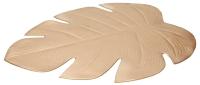 Подставка под горячее Tognana Serving Leaf Лист / PM95082TVOR (золото) -