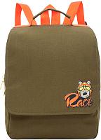 Детский рюкзак Grizzly RS-891-1 (хаки) -