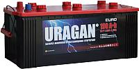Автомобильный аккумулятор Uragan 190 L+ / 190 05 05 01 0501 17 12 9 3 (190 А/ч) -