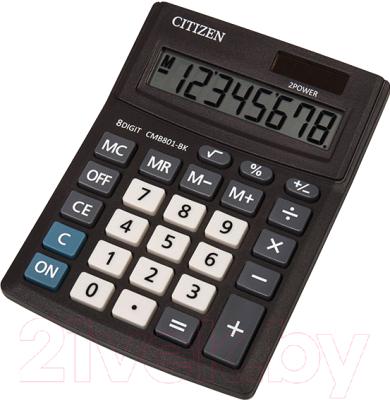 Калькулятор Citizen CMB-801 BK