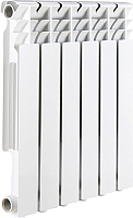 Радиатор биметаллический Rommer Optima Bm 500 (12 cекций) -