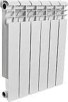 Радиатор биметаллический Rommer Profi BM 350 (2 cекции) -