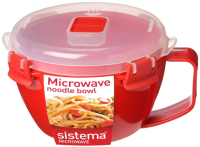 Чаша бульонная Sistema Microwave / 1109 (940мл) -