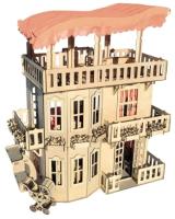 Кукольный домик POLLY Чудесный дом / ДК-2 -
